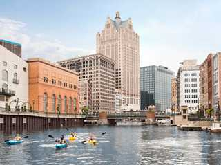 Explore the Outdoors in Downtown Milwaukee