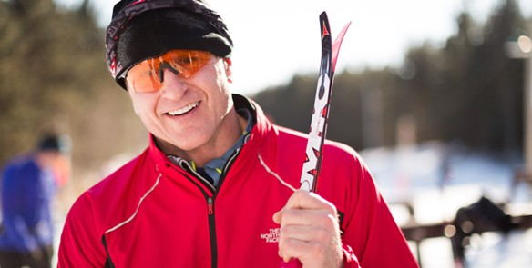Cure for Cabin Fever: Cross-Country Skiing