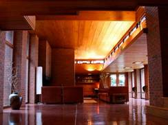 Image for Book a Stay: Frank Lloyd Wright Homes in Wisconsin