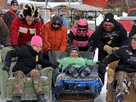 Image for Wacky Wisconsin: 4 Strange (But Fun!) Winter Events