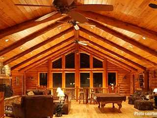 Wisconsin Cabins and Lodging Options for Big Groups