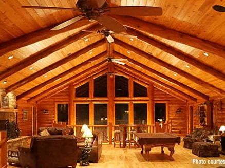 Image for Extreme Wisconsin Cabins & Lodging
