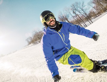 4 Wisconsin Ski Hills to Beat the Crowds