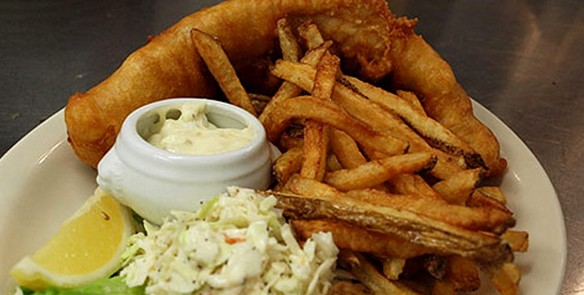 Come Fry With Me: The Wisconsin Fish Fry