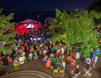 6 Must-Do's at Madison's Memorial Union Terrace
