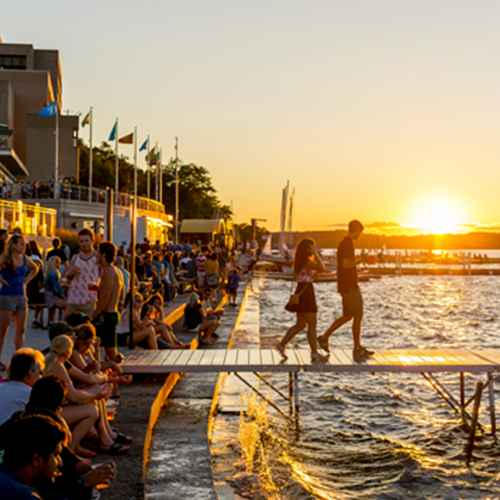 5 Summer Hot Spots to Explore in Madison