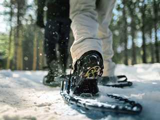 Snowshoeing: Discover Wisconsin's Cultural Footprints