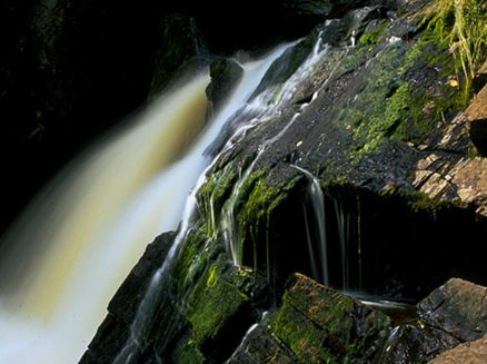 Image for Chase Waterfalls in Marinette County