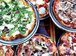 Image for Inspiring Stories, Tasty Pies: 5 Wisconsin Pizza Places