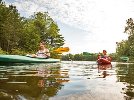 Image for 4 Girlfriend Getaways on Wisconsin's Waterways