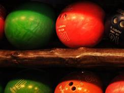 Image for Eight Historic Bowling Alleys