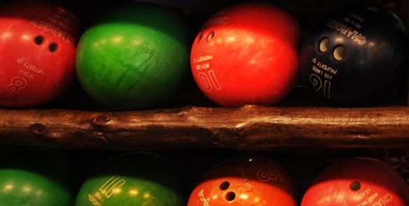 Eight Historic Bowling Alleys