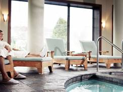 Image for Time To Relax: Wisconsin Spas