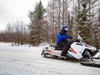 Top Snowmobiling Spots in Northwest Wisconsin