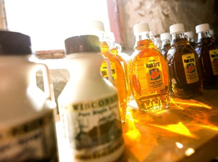 Image for Five Ways to Celebrate the Sweetness of Wisconsin's Maple Syrup