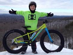 Image for A New Set of Wheels: Fat Biking In Wisconsin