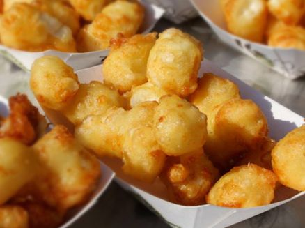 Image for Wisconsin's Best Cheese Curds