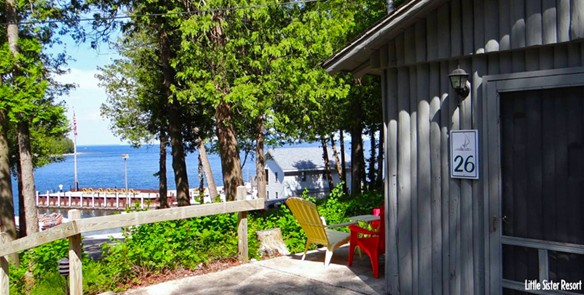Your Own Lake House: 7 Cabins on Wisconsin Waters