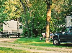 Image for Fun on Wheels: RV Camping in Wisconsin