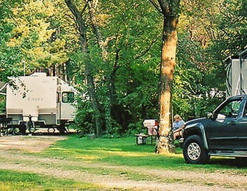 Fun on Wheels: RV Camping in Wisconsin