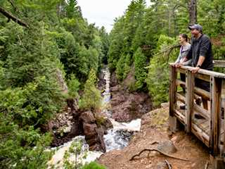 Tall Falls: 5 of Wisconsin's Highest Waterfalls