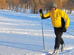 Image for Skiing Escape: Wisconsin's Cross-Country Trails