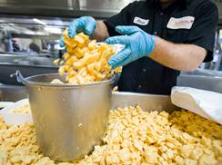 Image for Fan Favorites: Say Cheese for Fresh Curds at These Wisconsin Factories