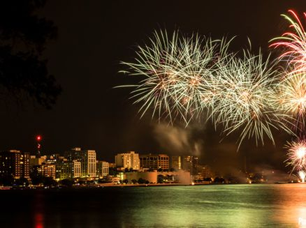 Image for Fourth of July in Wisconsin: Top 10 Fireworks Displays