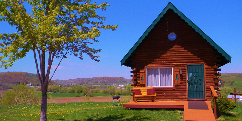 5 Wisconsin Cabins With High Perches Travel Wisconsin