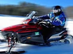 Image for Seven Wisconsin Snowmobile Races and Runs to See in 2017
