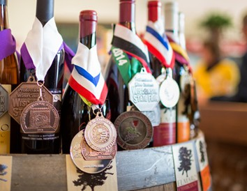 6 Picturesque Winners in Wisconsin Wine Country