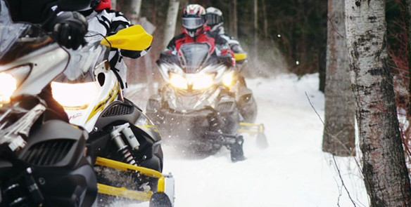 Wisconsin's Top 6 Snowmobiling Spots