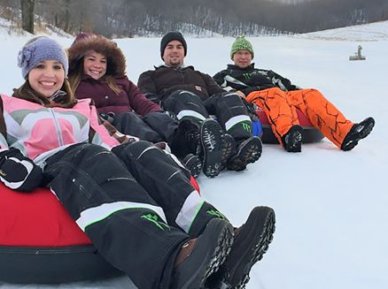 Image for Five Wisconsin Winter Getaways for Family Fun