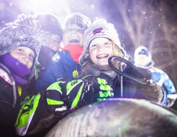 5 Snow Tubing Hills Perfect for the Whole Family