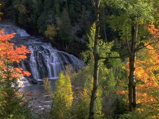 10 Waterfalls to See in Wisconsin's Iron County