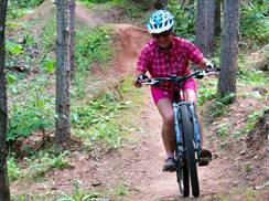 Image for Mountain Biking Heaven: 11 Top Trails In Wisconsin