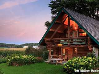 Pleasing Wisconsin Cabin Cottage Rentals Travel Wisconsin Download Free Architecture Designs Remcamadebymaigaardcom