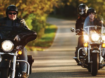 Image for 7 Motorcycle Tours for Fall