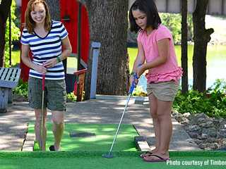 Uniquely Themed Mini Golf Courses for the Family