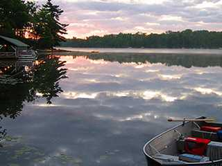 Great Bass Fishing Cabins in Northern Wisconsin