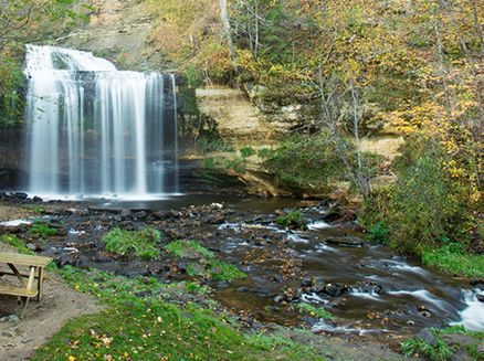Image for 7 Easy-Access, Picnic-Perfect Wisconsin Waterfalls