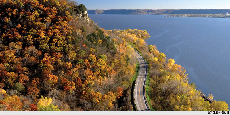 Fall Road Trips And Scenic Drives Travel Wisconsin