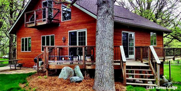 5 Wisconsin Cabin Rentals Close to the Twin Cities