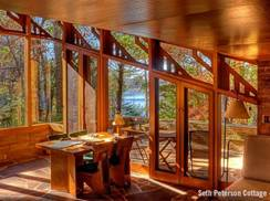 Image for Lofty Lodging: 5 Wisconsin Cabins with Unforgettable Views