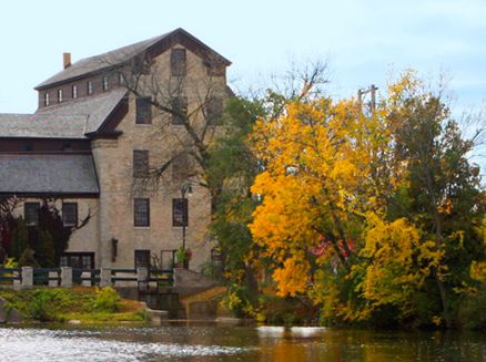 Image for 6 Historic Wisconsin Mills Perfect for Fall Pictures