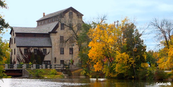 7 Historic Wisconsin Mills Perfect for Fall Pictures