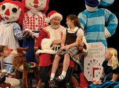 Image for Wisconsin's Christmas Theater: 7 Seasonal Shows