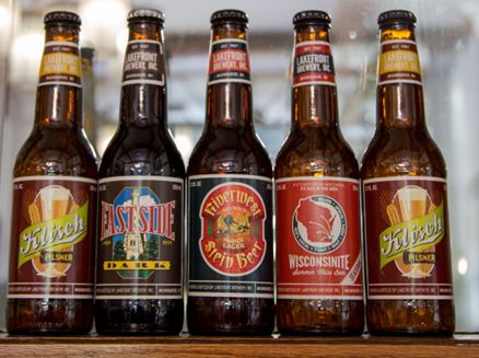 Image for Sconnie Brews: 5 Beers with Wisconsin-Inspired Names