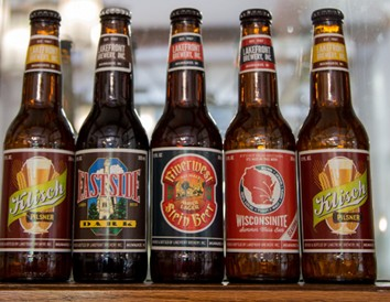 Sconnie Brews: 5 Beers with Wisconsin-Inspired Names