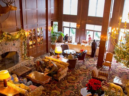Image for 5 Wisconsin Resorts With Must-See Fireplaces